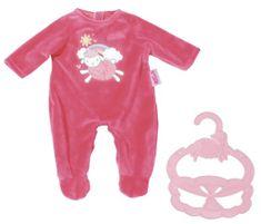 fb57e867e79a Baby Annabell Little Dupačky 36 cm růžová