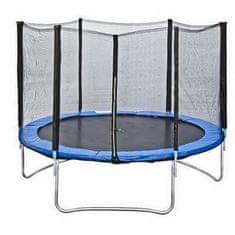 Too Much trampolin z zaščitno mrežo, 244 cm