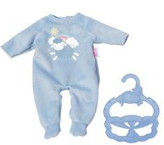 Baby Annabell Little Dupačky 36 cm modrá