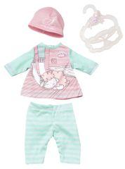 Baby Annabell Little Oblečenie 36 cm ružová čiapočka