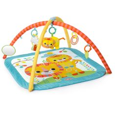 Bright Starts Játék szőnyeg Little Lion