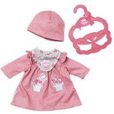 Baby Annabell Little Pohodlné oblečenie 36 cm ružové