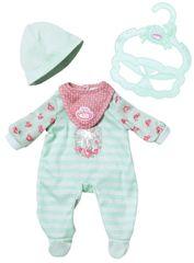 Baby Annabell Little Pohodlné oblečenie 36 cm mentolové