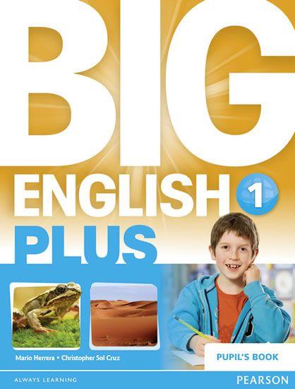 Herrera Mario: Big English Plus 1 Pupil´s Book