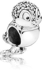 Pandora Ezüst klip Disney Snow White Bird 797166GB ezüst 925/1000