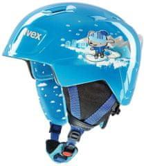 Uvex MANIC blue snow dog, vel. 46-51 - rozbaleno