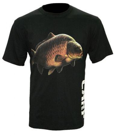 ZFISH Tričko Carp T-Shirt Black XXL