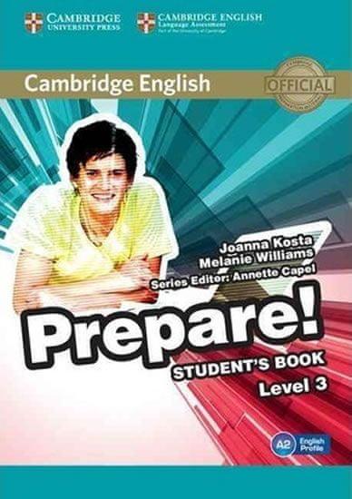 Kosta Joanna: Prepare Level 3 Student´s Book
