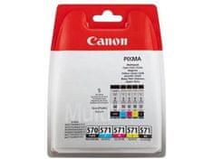 Canon PGI-570/CLI-571 PGBK/C/M/Y/BK Multi pack (0372C004), barevná
