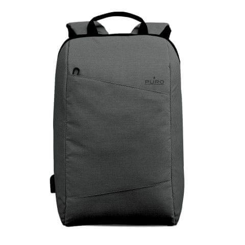 Puro Byday Notebook 15.6 ruksak, 39,6 cm, žuti