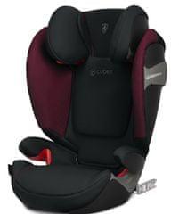 Cybex Solution S-fix 2021 Ferrari Victory Black