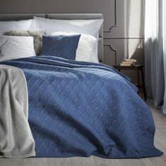 My Best Home Přehoz na postel GISELA modrá 220 x 240 cm