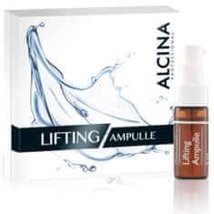 Alcina Liftingová péče s okamžitým účinkem (Lifting Ampulle) 5 ml