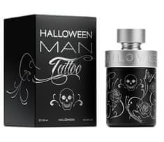 Jesus Del Pozo Halloween Tattoo Man - EDT