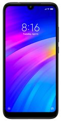 Xiaomi Redmi 7, 3 GB / 32 GB, Global Version, Eclipse Black