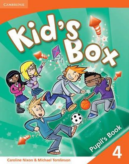 Nixon Caroline: Kid s Box Level 4: Pupil s Book