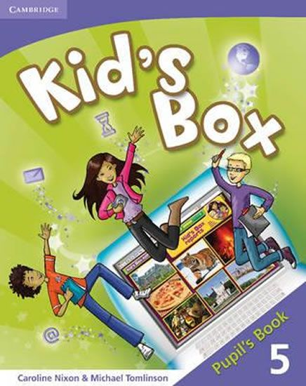 Nixon Caroline: Kid s Box Level 5: Pupil s Book
