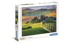 Clementoni sestavljanka Toskana, 1000 kosov, 39456