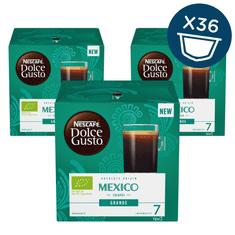 NESCAFÉ Dolce Gusto® kávové kapsle Mexico 3balení