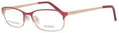 Guess dámské červené brýlové obroučky