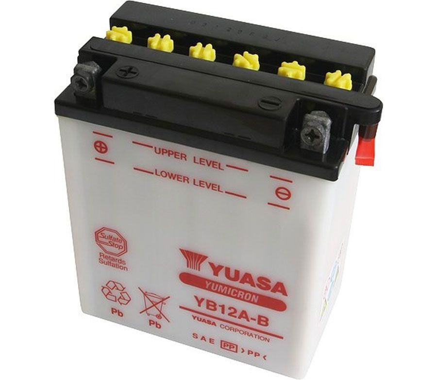 Yuasa YB12A-B