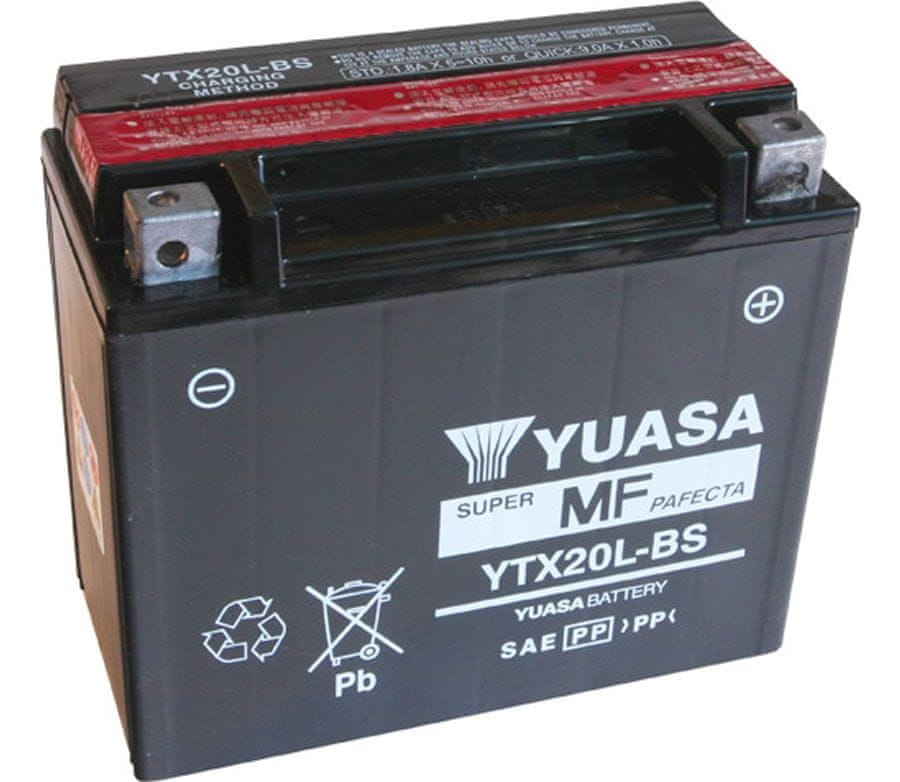 Yuasa YTX-20L-BS