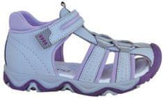 Protetika dekliški sandali Art, 35, beli