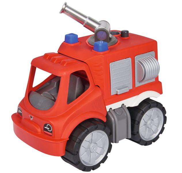 BIG Power Worker Hasičské auto