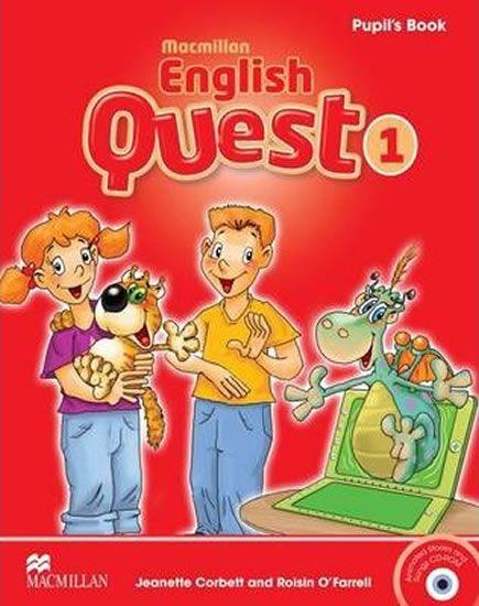 Corbett Jeanette: Macmillan English Quest 1: Pupil s Book Pack
