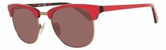 Guess dámské červené sluneční brýle