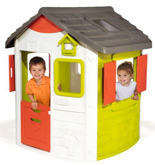 Smoby otroška hiša Neo Jura Lodge