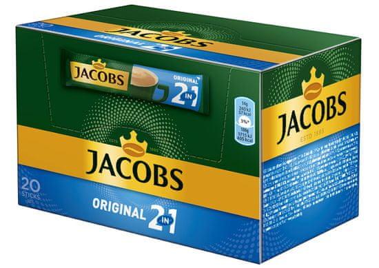 Jacobs 2u1, 20x14 g, (kutija)