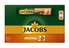 Jacobs 3v1, 20x15,2 g (škatla)