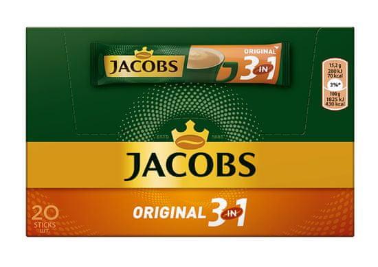 Jacobs 3u1, 20x15,2 g (kutija)