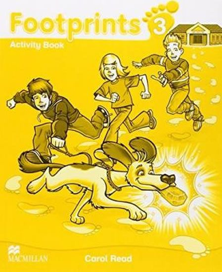 Read Carol: Footprints Level 3: Activity Book