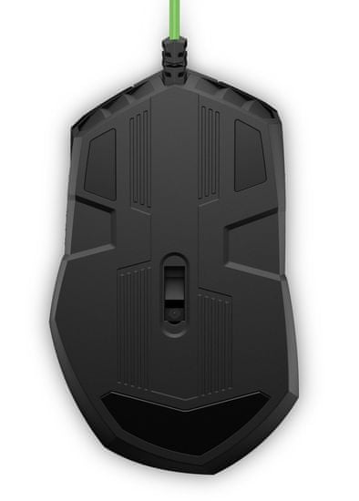 HP Pavilion Gaming Mouse 200 miška, USB (5JS07AA)