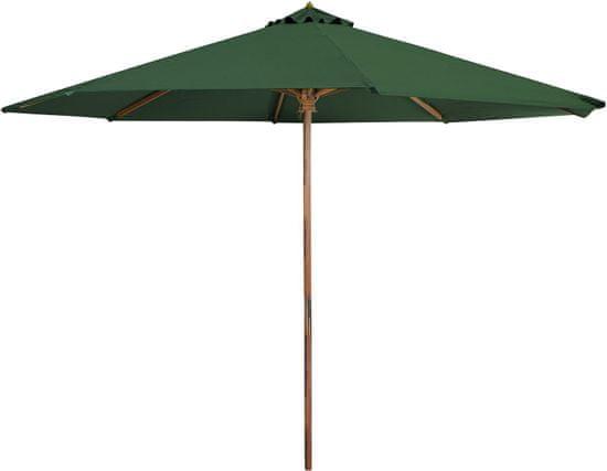 Fieldmann CALYPSO 4 napernyővel és huzattal, zöld