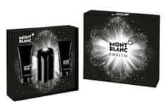 Mont Blanc Emblem - EDT - 100 ml + balzám po holení 100 ml + sprchový gel 100 ml