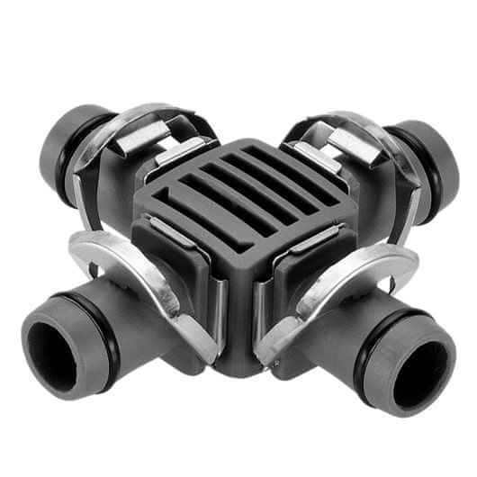 "Gardena Micro-Drip-System četverosmjerna spojnica 13 mm (1/2"") (8339-29)"