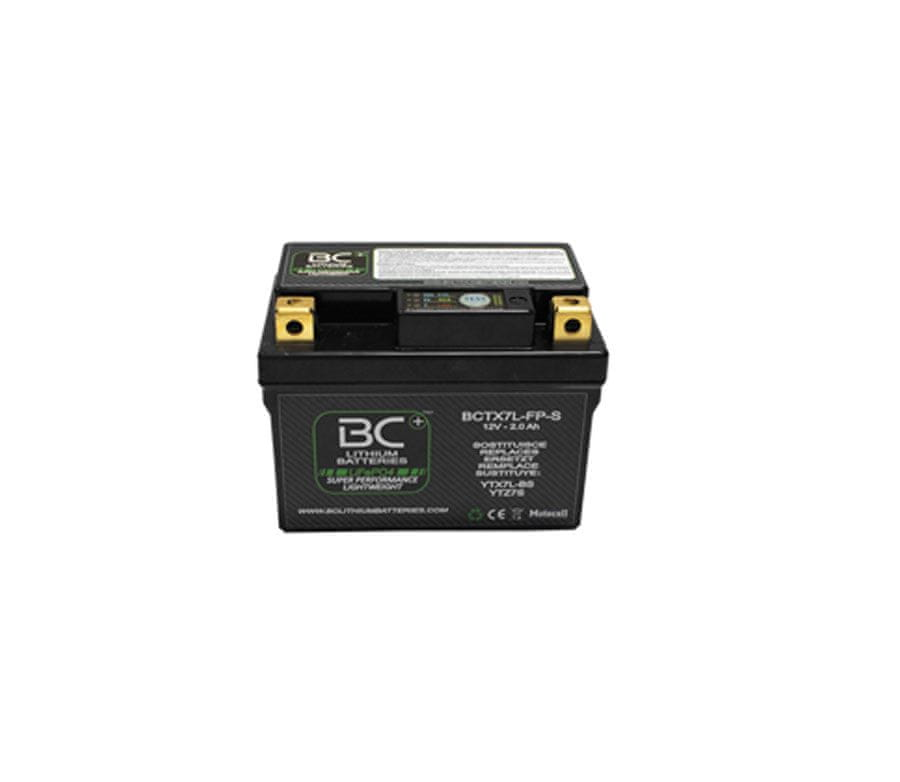 Battery Controller BCTX7L-FP-S LifePO4