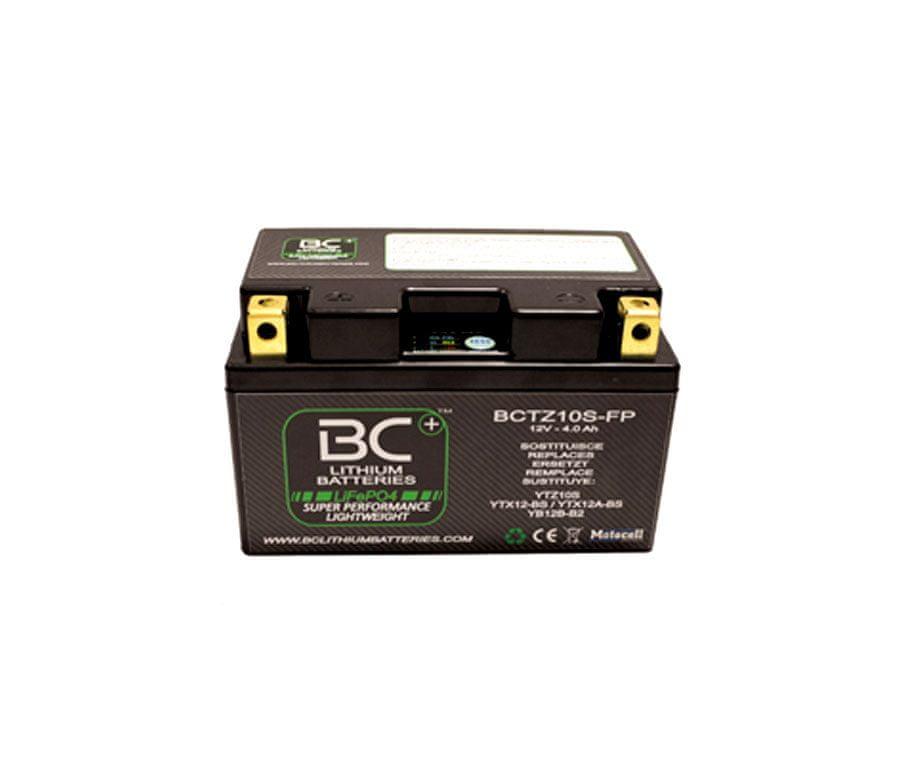 Battery Controller BCTZ10S-FP