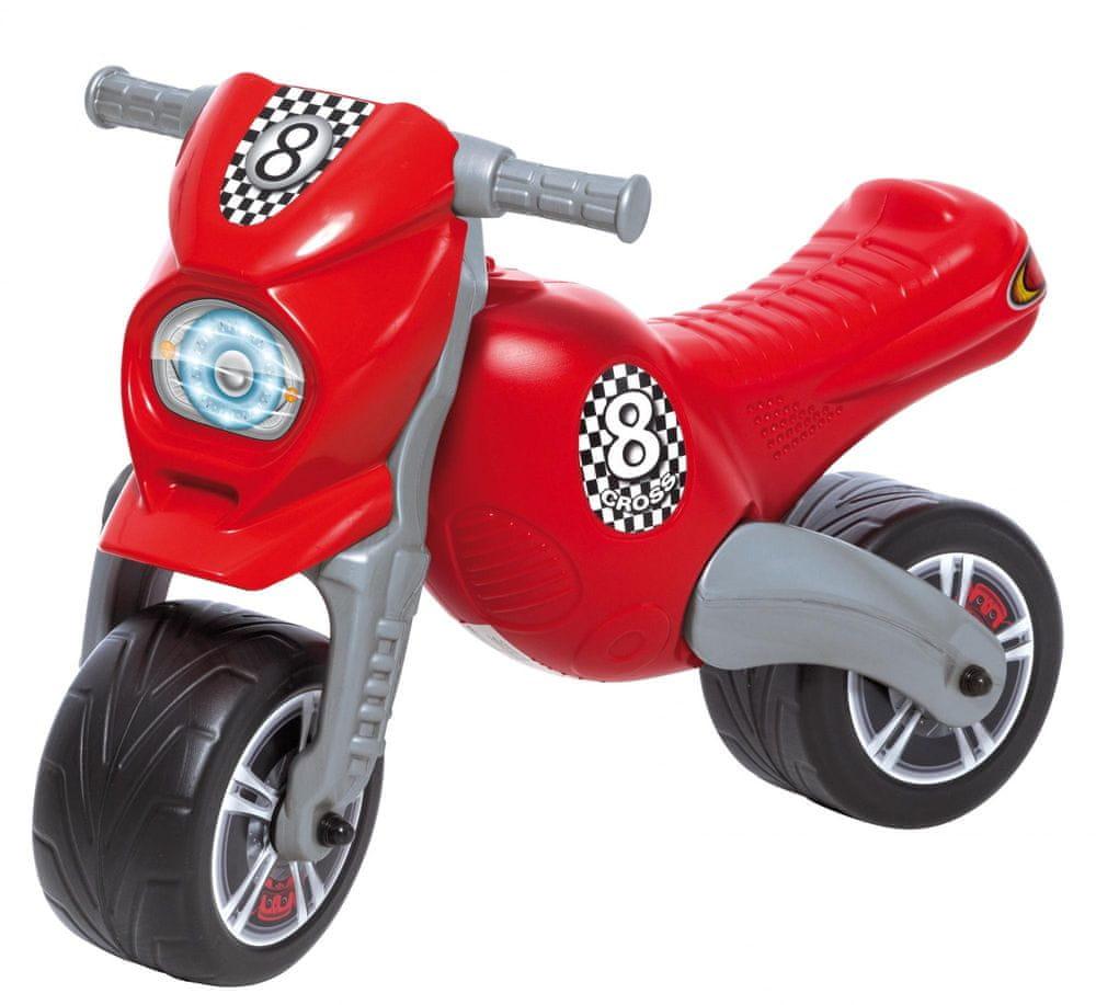 Dohany Odrážedlo Cross 8 motorka