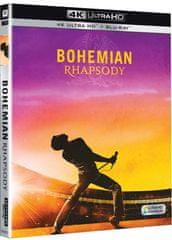 Bohemian Rhapsody (2 disky) - Blu-ray + 4K Ultra HD)