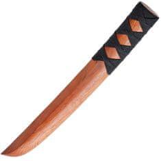 Blitz BLITZ Dřevěné Tanto s rukojetí - dřevěný dub