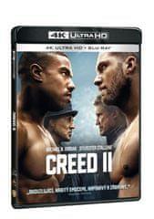 Creed II (2 disky) - Blu-ray + 4K Ultra HD