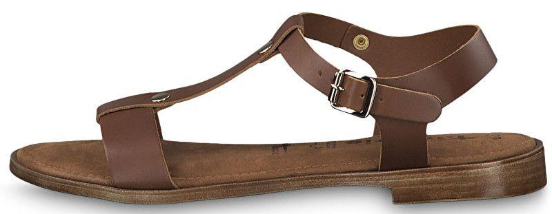 a5bfc5b11cc84 Tamaris Dámské sandále 1-1-28149-22-307 Cognac Uni (Velikost