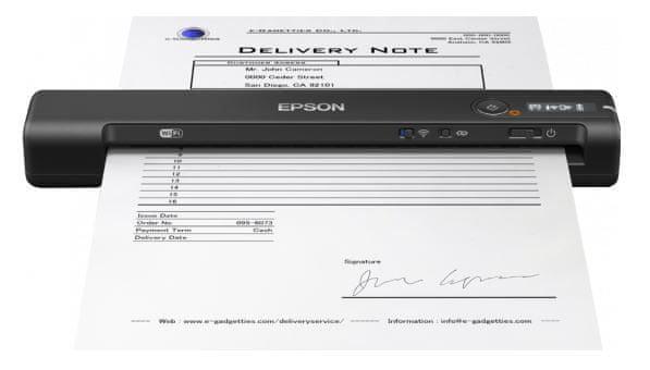 Epson Workforce ES-60W (B11B253401)