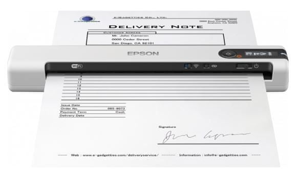 Epson Workforce DS-80W (B11B253402)