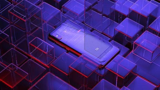 Xiaomi Mi 8 Pro, 8 GB / 128 GB, Global Version, Transparent Titanium