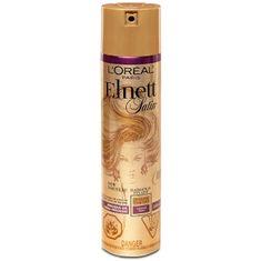 L'Oréal Lak na vlasy s arganovým olejem Elnett Satin (Precious Oil Strong Hold Hair Spray) 250 ml